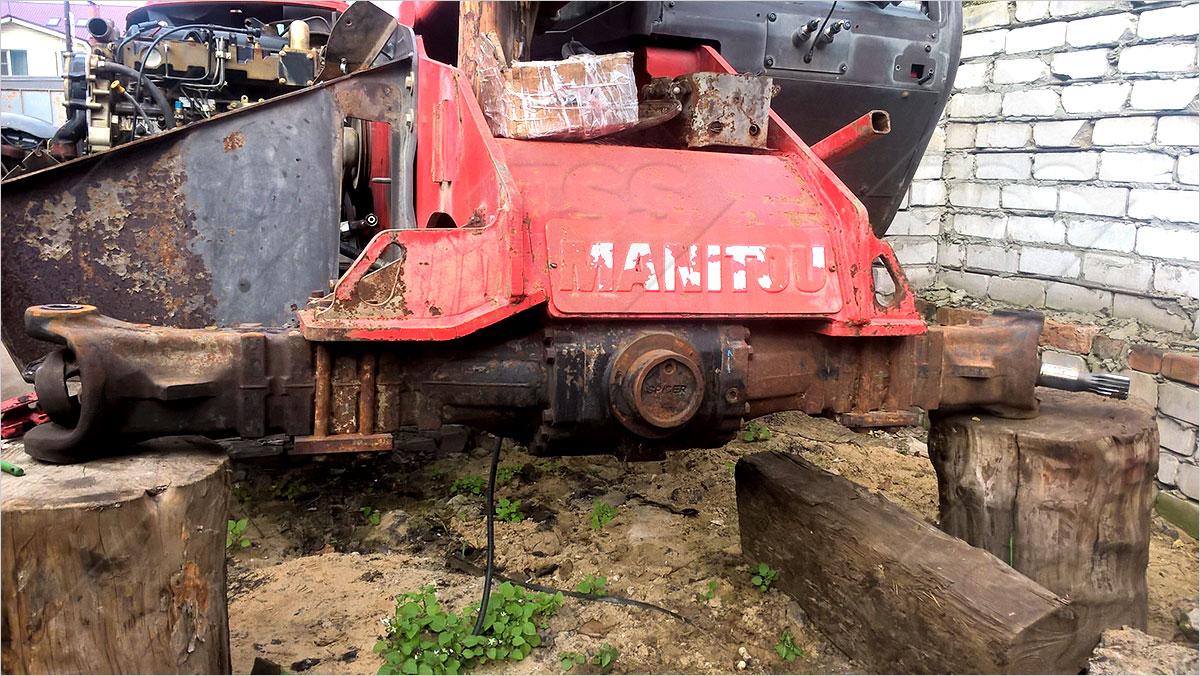 Коробка передач МТЗ-1221 - tractorforum.ru